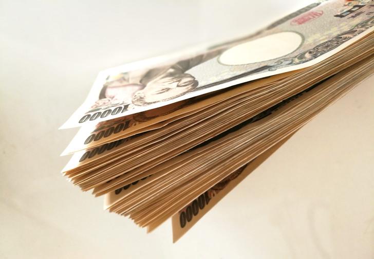 1000万円到達