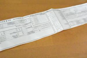給与所得等に係る市民税・県民税 特別徴収額の決定・変更通知書