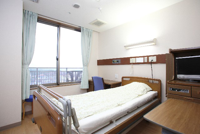 医療保険 ベッド